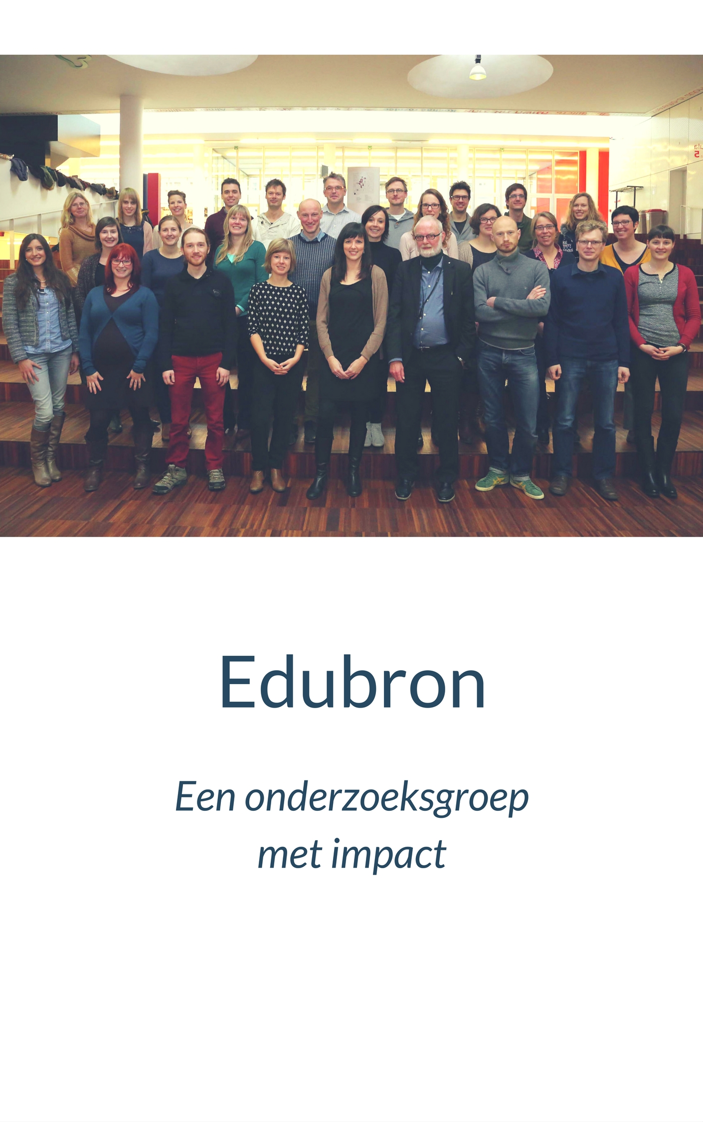 Edubron blogt